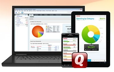 quicken aplicaciones financieras