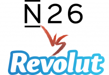Comparativa N26 vs Revolut
